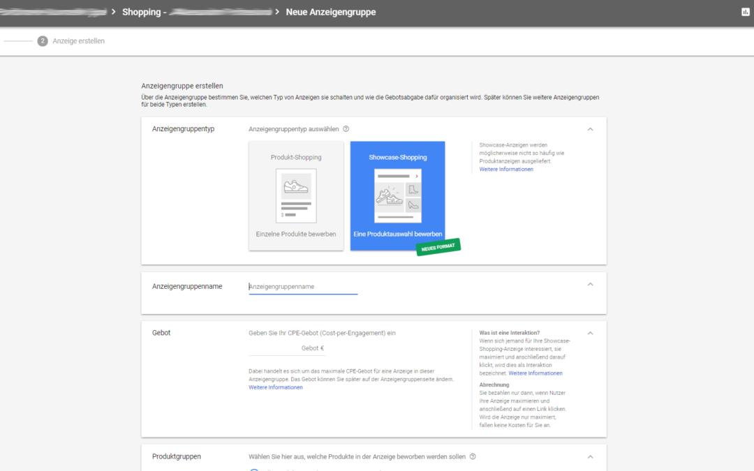 Das neue AdWords Interface gibt dem Advertiser mehr Kontrolle!