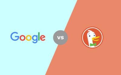 Google vs DuckDuckGo – Wer ist besser für SEM?