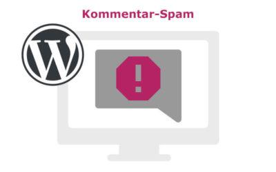 Spam bei WordPress – Was Sie tun können
