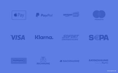 Übersicht zu den beliebtesten Zahlungsarten für Onlineshops