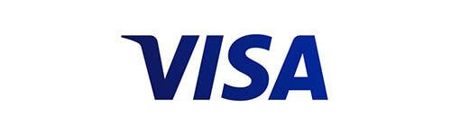 Logo Visa Kreditkarte