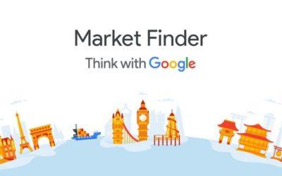 """Google Market Finder – Globale Märkte erschließen mit """"Think with Google"""""""