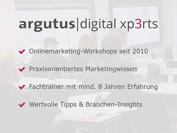 Infografik SEO-Workshop